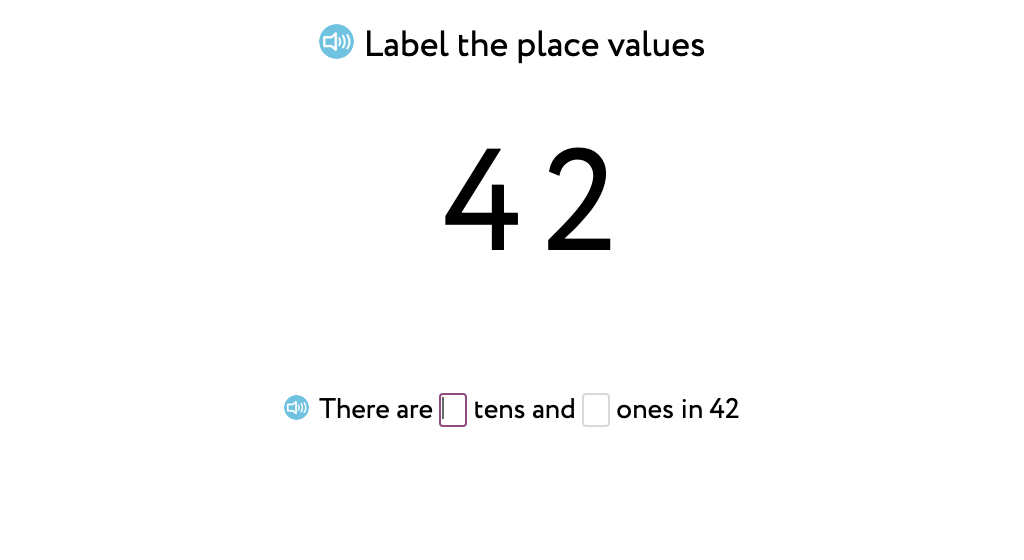 Recognize and represent 2-digit numbers as tens and ones (Part 1)