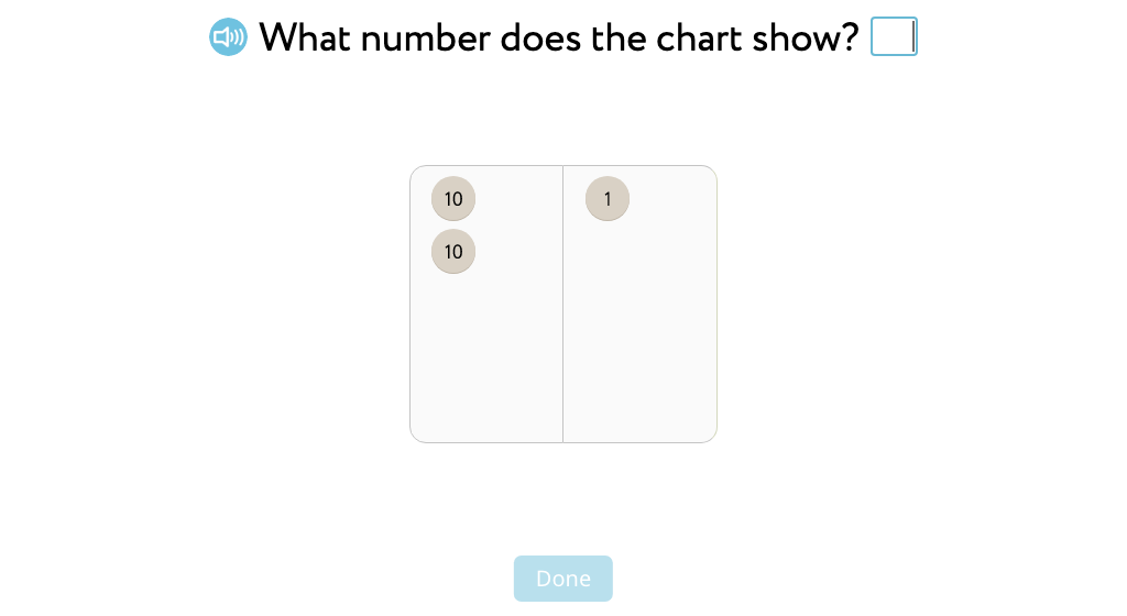 Recognize and represent 2-digit numbers as tens and ones (Part 2)