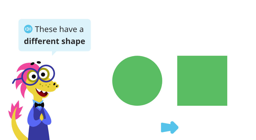 Identify whether two objects have the same color (with different shapes and patterns)