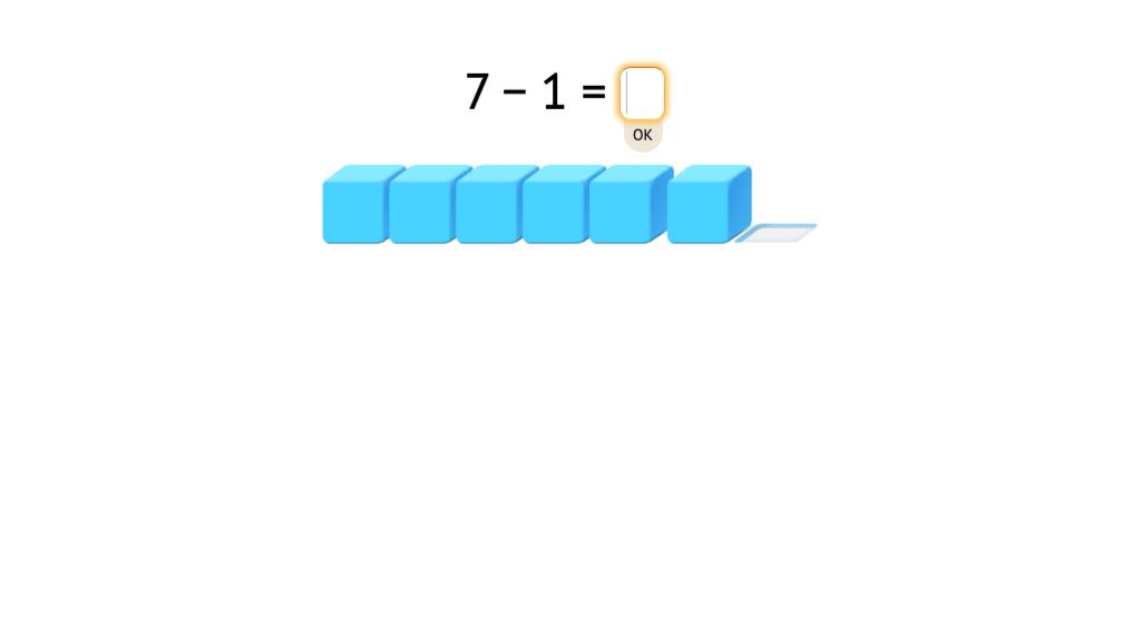 Solve -1 equations (Level 1)