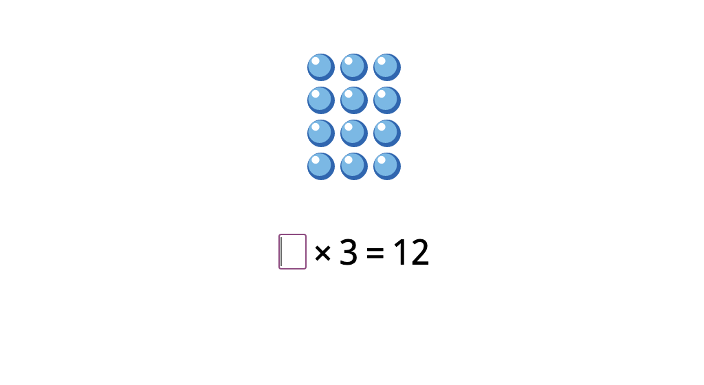 Solve a missing factor multiplication equation and a related division equation based on a model