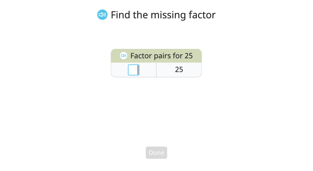 List factor pairs for a given number and identify the number as prime or composite