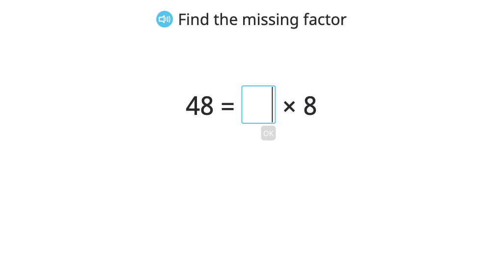 Use long division to show that if a number is a multiple of another number, it is also a multiple of that number's factors