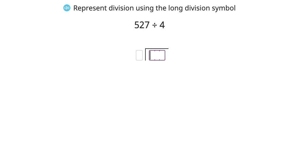 Divide using long division and a disk model (with regrouping and a remainder) (Part 1)