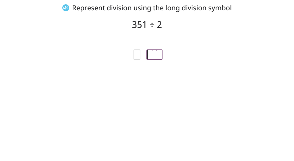 Divide using long division and a disk model (with regrouping and a remainder) (Part 3)