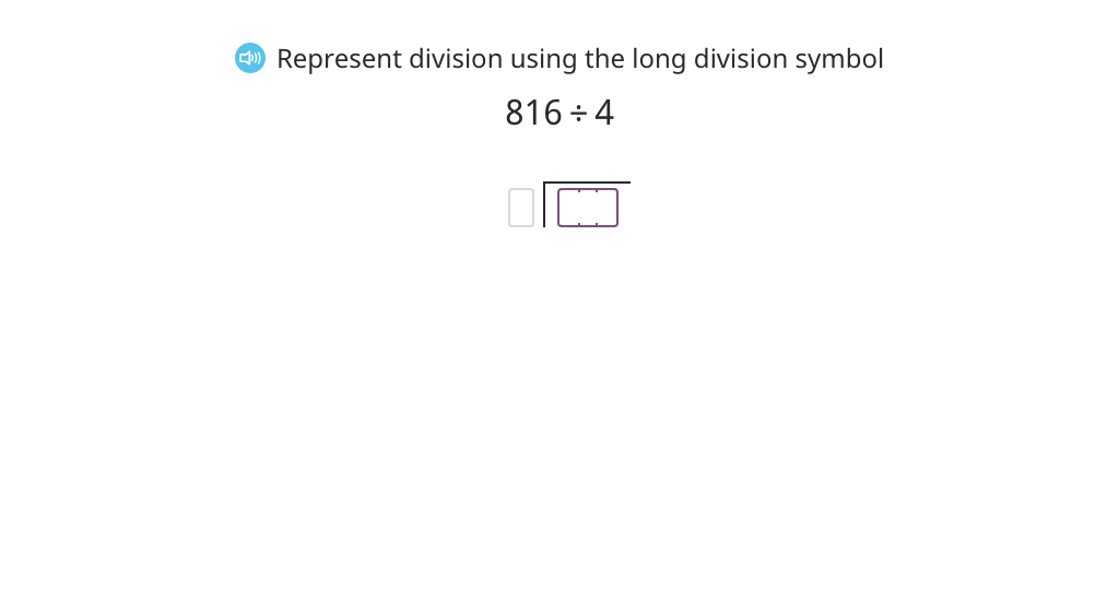 Divide using long division and a disk model with zero in the quotient (with regrouping)