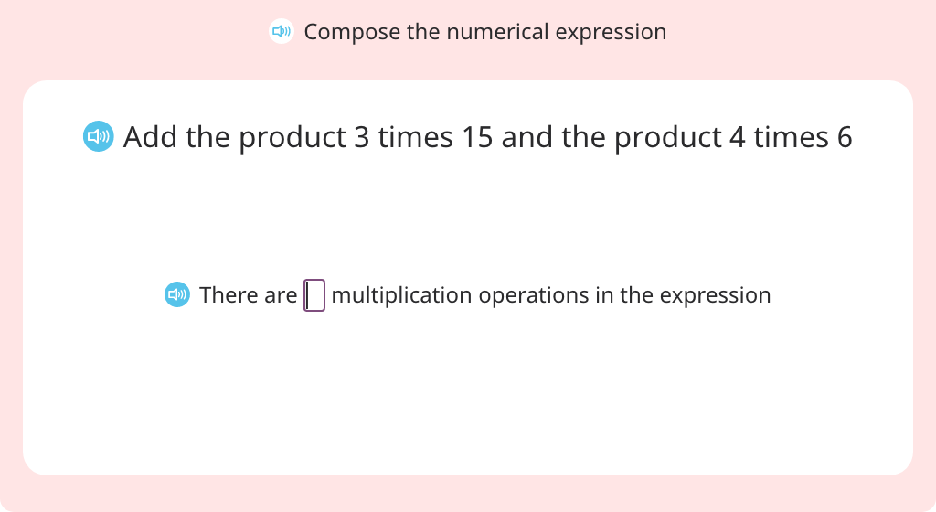 Compose complex numerical expressions based on a model (Part 3)