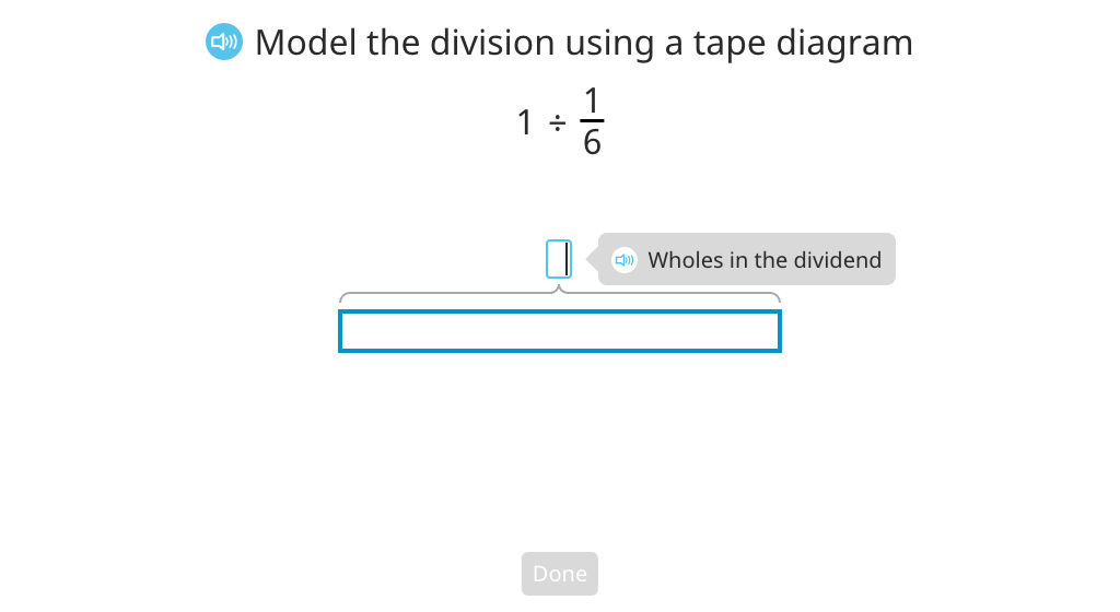 Relate division by a unit fraction to multiplication by the denominator