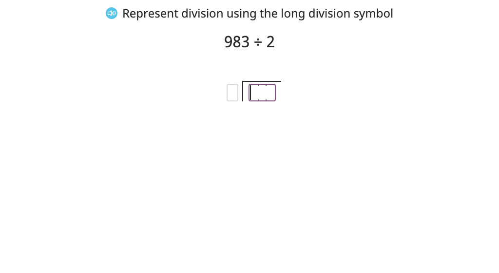 Divide using long division and a disk model (with regrouping and a remainder) (Part 2)