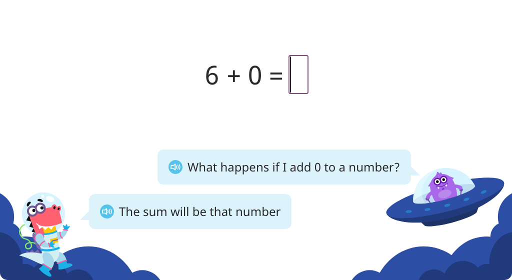 Add 0 to a number